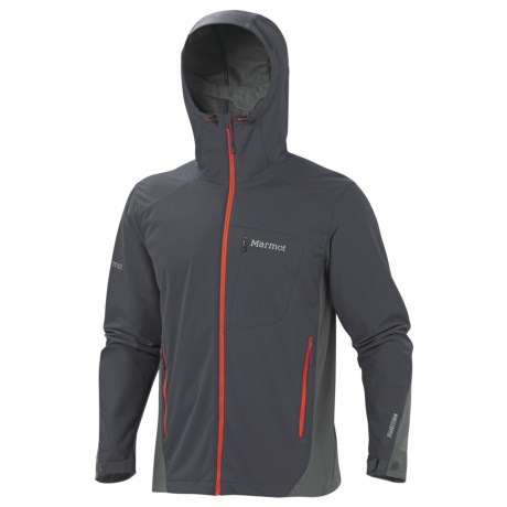 Marmot ROM Soft Shell Jacket - Windstopper® (For Men)