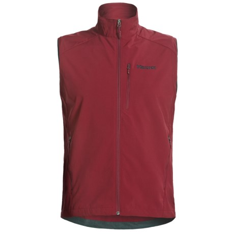 Marmot Approach Vest - Soft Shell (For Men)