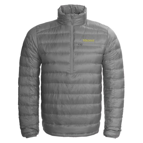 Marmot Zeus Zip Neck Down Jacket - 800 Fill Power (For Men)