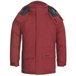 Marmot Yukon Jr. Classic Down Parka - 650 Fill Power (For Big Kids)