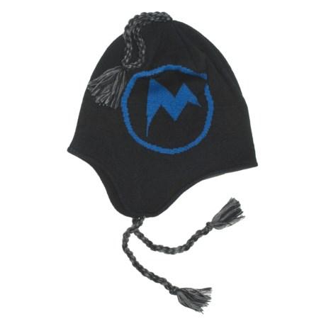 Marmot Big M Beanie Hat - Ear Flaps (For Men)