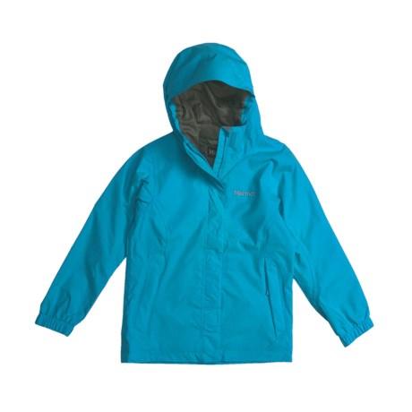 Marmot Storm Shield Jacket - Waterproof (For Girls)