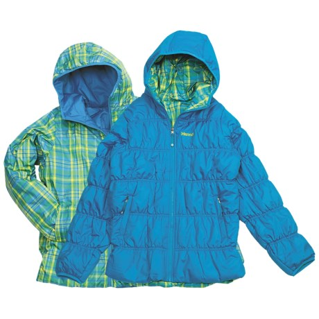 Marmot Luna Jacket - Insulated, Reversible (For Girls)