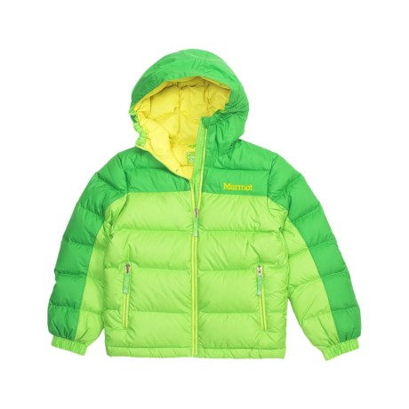 Marmot Guides Down Jacket - 650 Fill Power(For Girls)