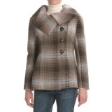 Two Star Dog Jackie Jacket - Ombre Plaid (For Women)