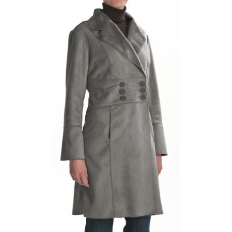 Two Star Dog Mara Faux-Shearling Coat (For Women)