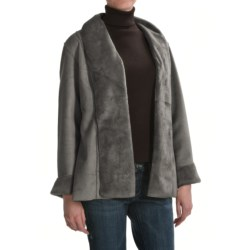 Two Star Dog Renee Faux-Shearling Coat (For Women)