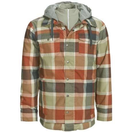Burton Hackett Jacket - Waterproof, Insulated (For Men)
