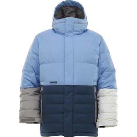 Burton Cushing Down Jacket - 550 Fill Power (For Men)