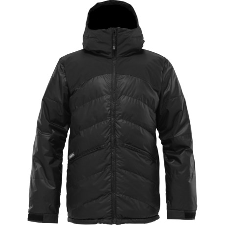Burton The White Collection Puffaluffagus Jacket - Waterproof, Insulated (For Men)