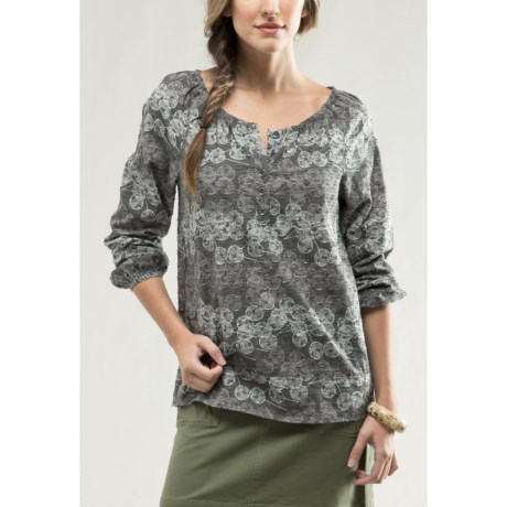 Carve Designs Shelby Shirt - Cotton Poplin (For Women)