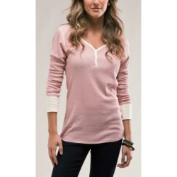 Carve Designs Solano Beach Thermal Shirt - Long Sleeve (For Women)