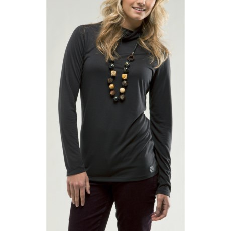 Carve Designs Como Turtleneck - Long Sleeve (For Women)