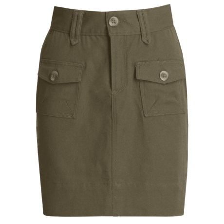 Carve Designs Sonoma Skirt - Sanded Canvas (For Women)
