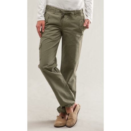 Carve Designs Rainer Cargo Pants (For Women)