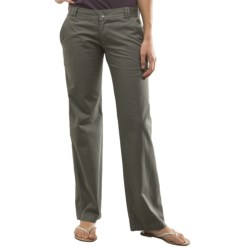 Carve Designs Hollis Chino Pants (For Women)