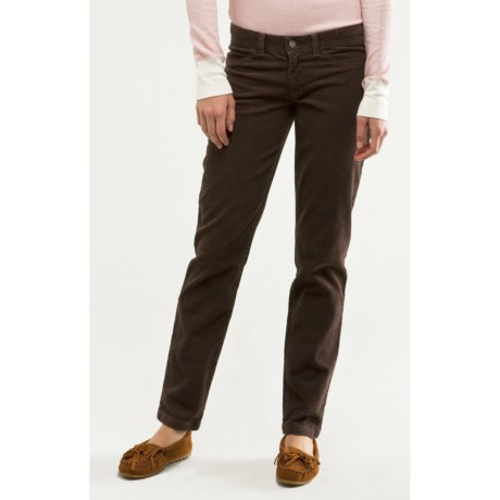 Carve Designs Lindee Corduroy Pants - Stretch Cotton (For Women)