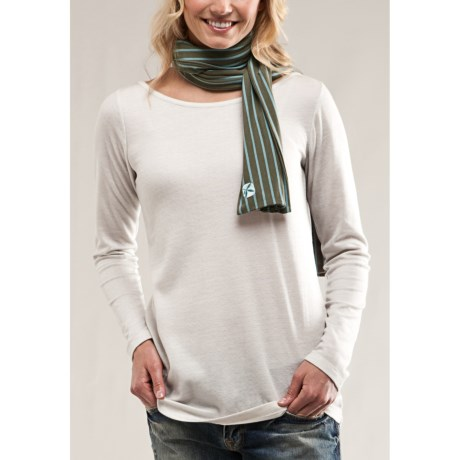 Carve Designs Paris Scarf - Organic Cotton (For Women)