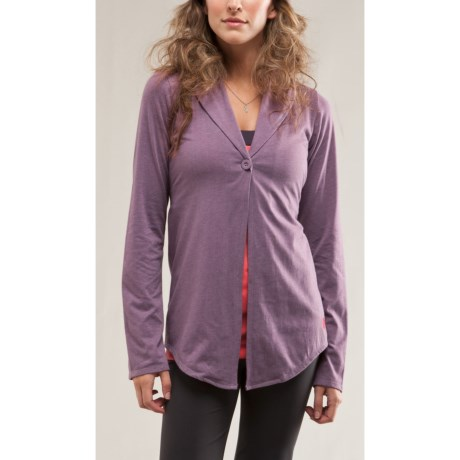 Carve Designs Ambra Wrap Shirt - Long Sleeve (For Women)