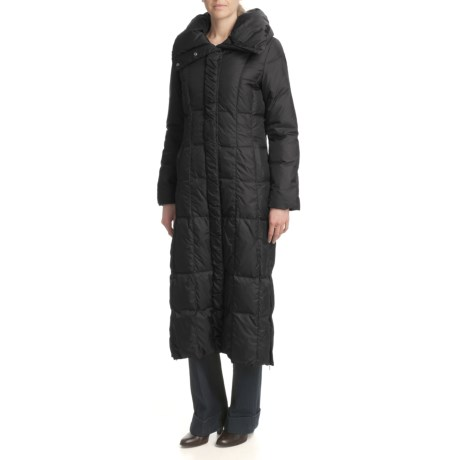 Cole Haan Pillow Collar Coat - Down (For Women)