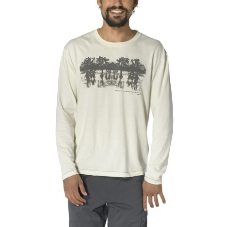 prAna Reflection T-Shirt - Organic Cotton, Long Sleeve (For Men)