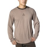 prAna Beetle Heathered T-Shirt - Long Sleeve (For Men)