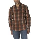 prAna Gunnison Plaid Shirt - Long Sleeve (For Men)