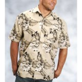Roper Amarillo Tradewinds Shirt - Cotton, Short Sleeve (For Men)