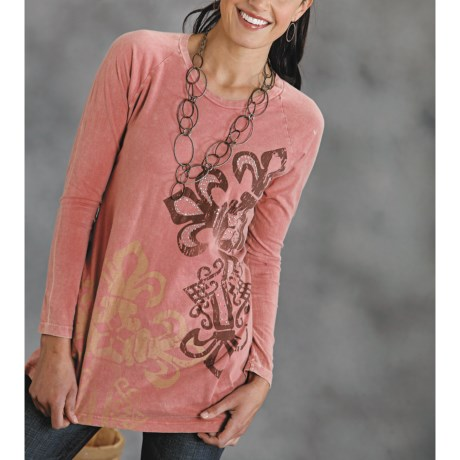 Roper Royal Flush Shirt - Long Sleeve (For Women)