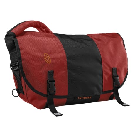 Timbuk2 Classic Messenger Bag - Large, Ballistic Nylon