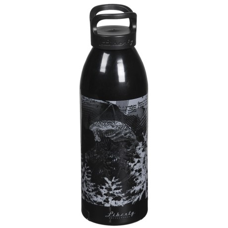Liberty Bottle Works Water Bottle - 32 oz., BPA-Free, Graphic Collection