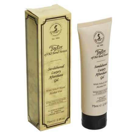 Taylor of Old Bond Street Sandalwood Aftershave Gel - 2.5 fl.oz.