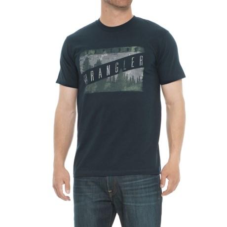Wrangler Rugged Wear Explore T-Shirt - Short Sleeve (For Men)