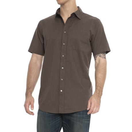 Wrangler Rugged Wear Advanced Comfort Shirt (For Big and Tall Men)