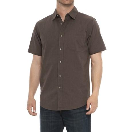 Wrangler Rugged Wear Advanced Comfort Shirt - Short Sleeve (For Men)
