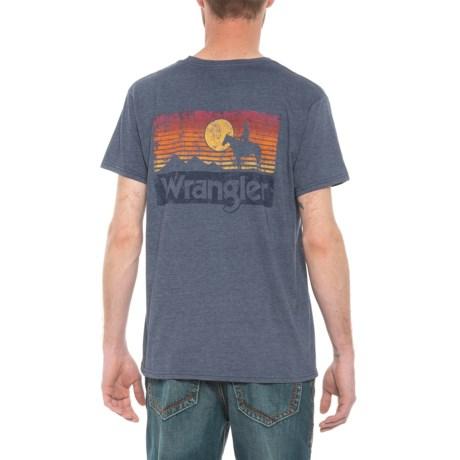 Wrangler Horizon T-Shirt - Short Sleeve (For Men)