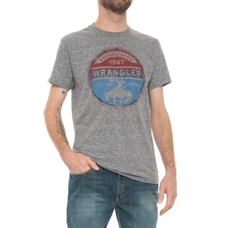 Wrangler Established 1947 Rodeo T-Shirt  - Short Sleeve (For Men)