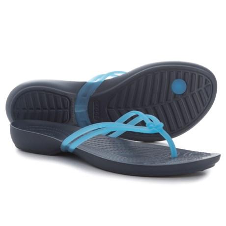 Crocs Isabella Flip-Flops (For Women)