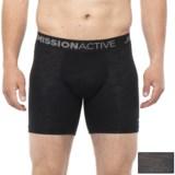 """Mission VaporActive 6"""" Boxer Briefs - 2-Pack (For Men)"""