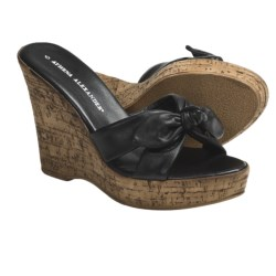 Athena Alexander Rusty Slides - Leather (For Women)