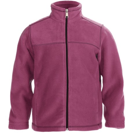 White Sierra Sierra Mountain Fleece Jacket (For Little and Big Kids)
