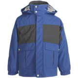 White Sierra Snow Day Jacket - 3-in-1 (For Boys)