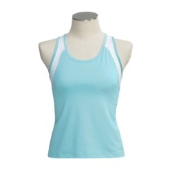 Terry Schrader Cycling Jersey - Built-In Bra, Sleeveless (For Women)