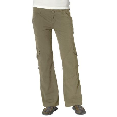 prAna Cadence Cargo Pants - Roll-Up Legs (For Women)