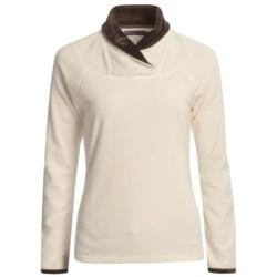 prAna Twisty Microfleece Pullover Shirt - Long Sleeve (For Women)