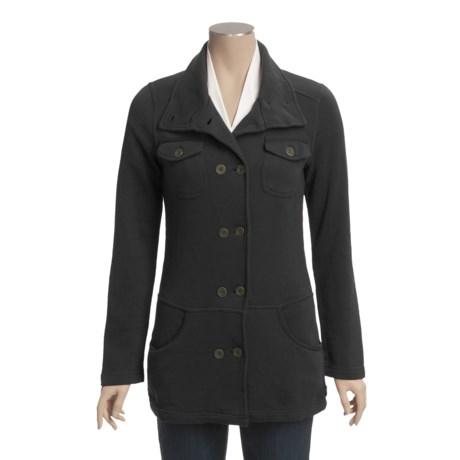 prAna Tori Military Jacket - Fleece (For Women)