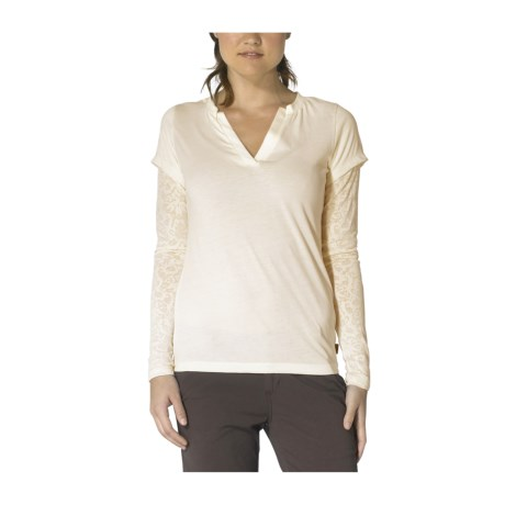 prAna Stella Shirt - Long Sleeve (For Women)