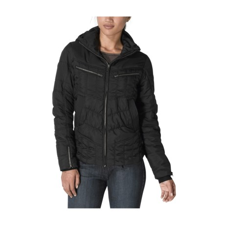 prAna Quilted Powder Parka Jacket - Insulated (For Women)
