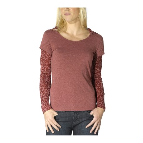 prAna Gia Shirt - Long Sleeve (For Women)
