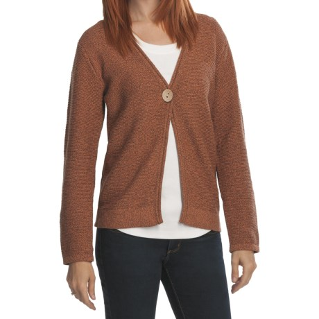 ALPS Go Anywhere Cardigan Sweater (For Women)